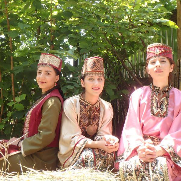 Spécial Pâques en Arménie : voyage solidaire Vision du Monde