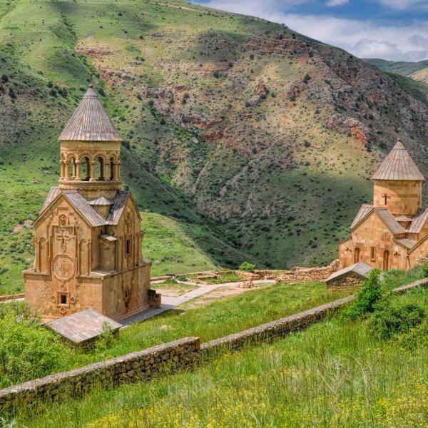 Détour arménien 11 jours : voyage solidaire Vision du Monde