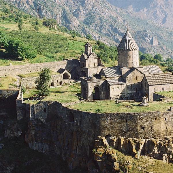 Détour arménien 16 jours : voyage solidaire Vision du Monde