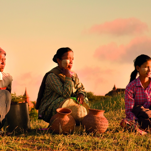 Joyaux Birmans, de Mandalay au lac Inle : voyage solidaire Vision du Monde