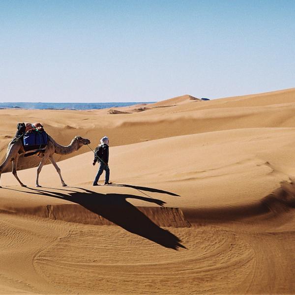 Voyage scolaire - Maroc, Nomades de l'erg Chebbi : voyage solidaire Vision du Monde