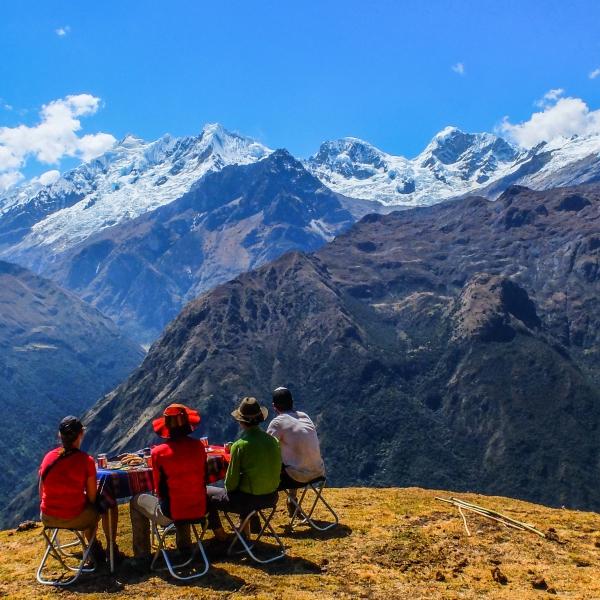 Pérou, Trek de Choquequirao à Machu Picchu : voyage solidaire Vision du Monde