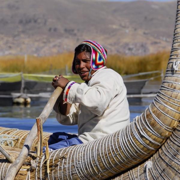 Trésors Incas - 16 jours : voyage solidaire Vision du Monde