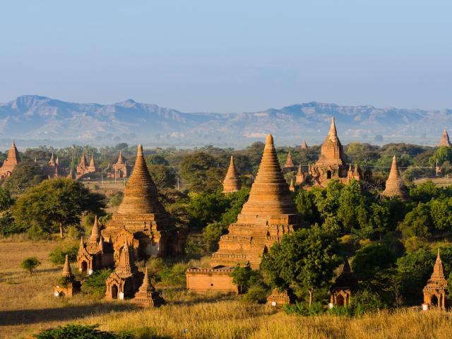 Joyaux Birmans, de Mandalay au Rocher d'Or : voyage solidaire Vision du Monde