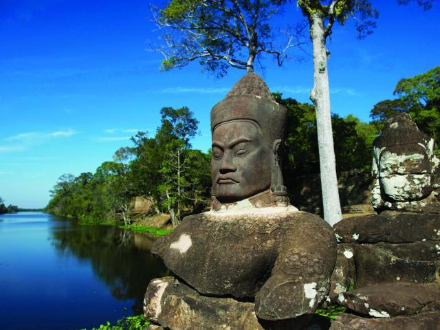 Extension Cambodge 8 jours : voyage solidaire Vision du Monde