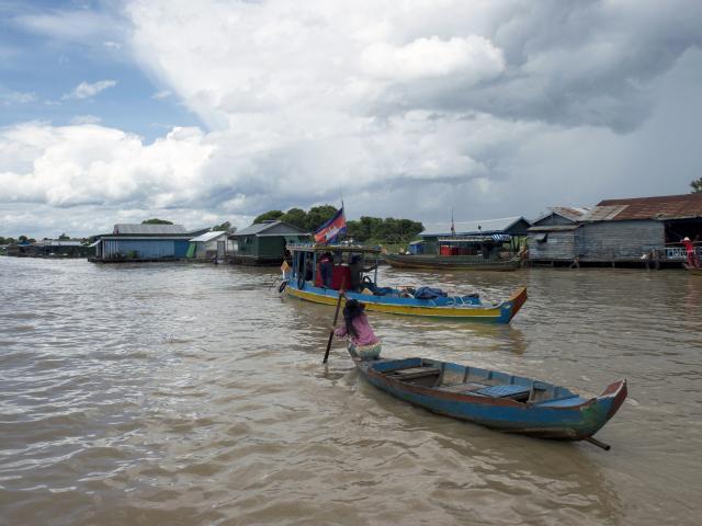 Du Nord Vietnam aux temples d'Angkor : voyage solidaire Vision du Monde