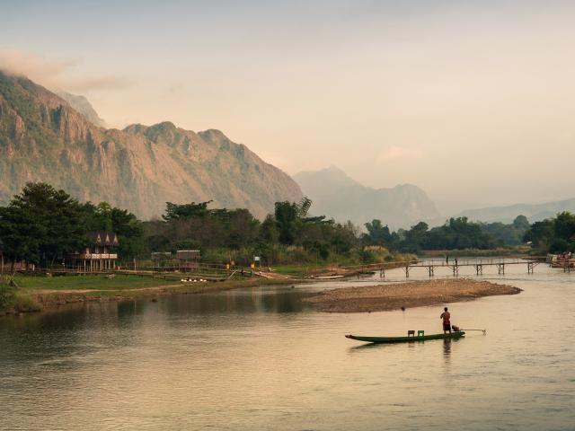 Laos, Nature et traditions 15 jours : voyage solidaire Vision du Monde