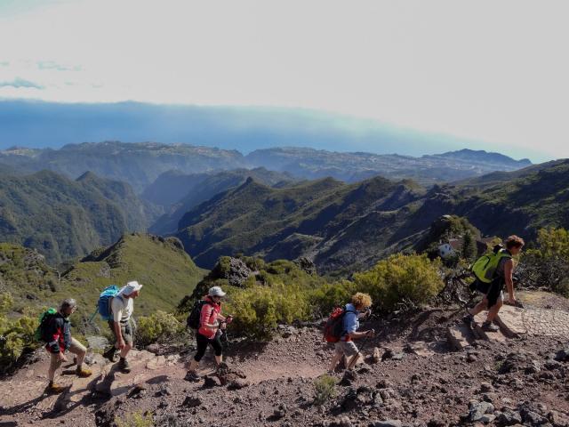 Madère, entre océan, levadas et volcans : voyage solidaire Vision du Monde