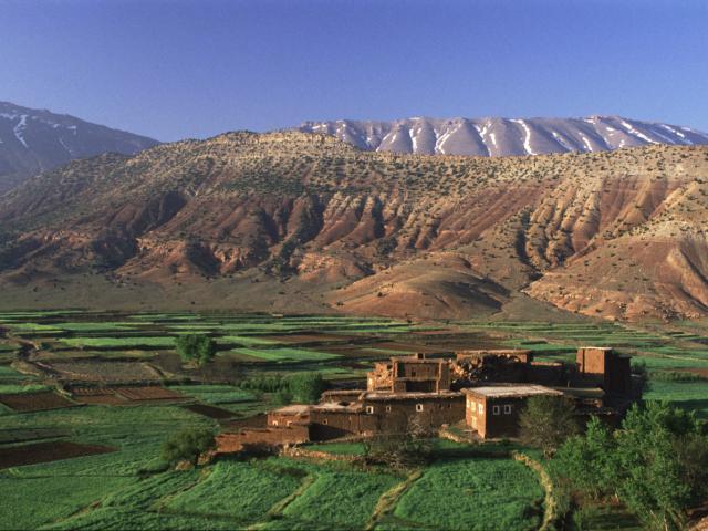 Voyage scolaire - Maroc, Rencontres dans l'Atlas : voyage solidaire Vision du Monde