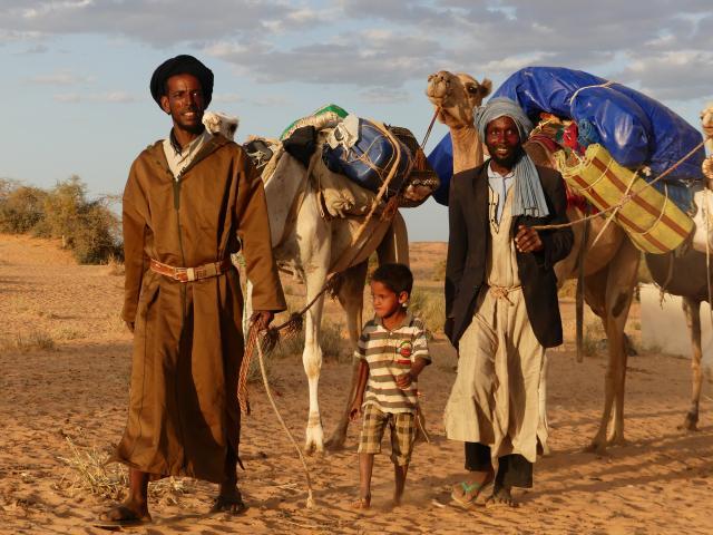 Adrar, terre maure : voyage solidaire Vision du Monde