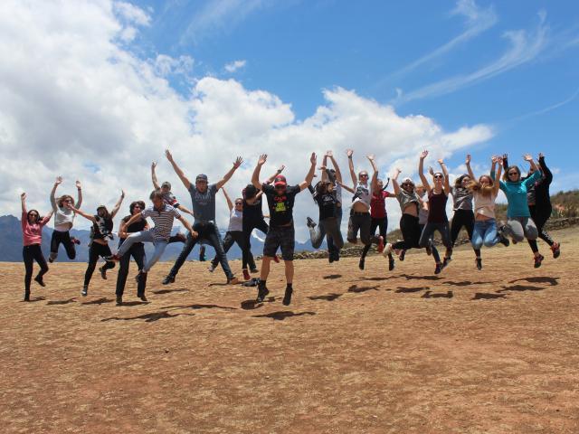 Voyage scolaire - Pérou, Immersion andine 11 jours : voyage solidaire Vision du Monde