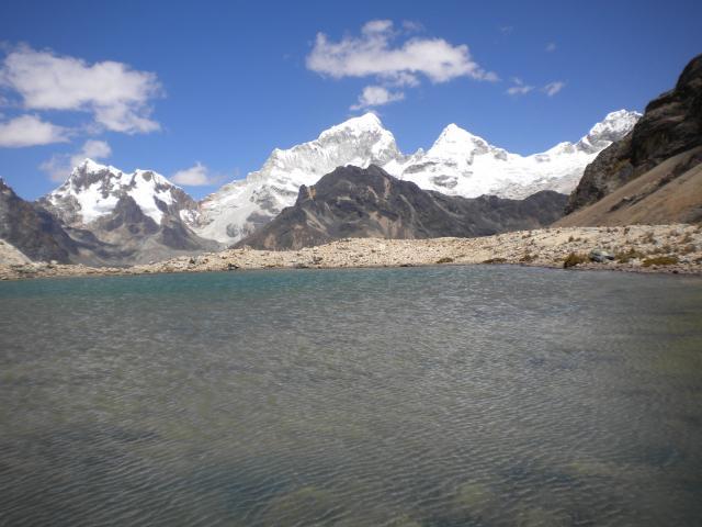 Pérou, Tour de l'Alpamayo : voyage solidaire Vision du Monde