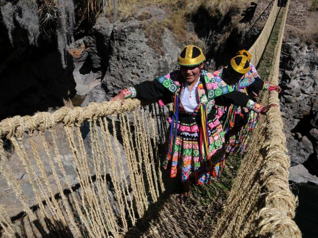 Pérou, Sentiers insolites : voyage solidaire Vision du Monde