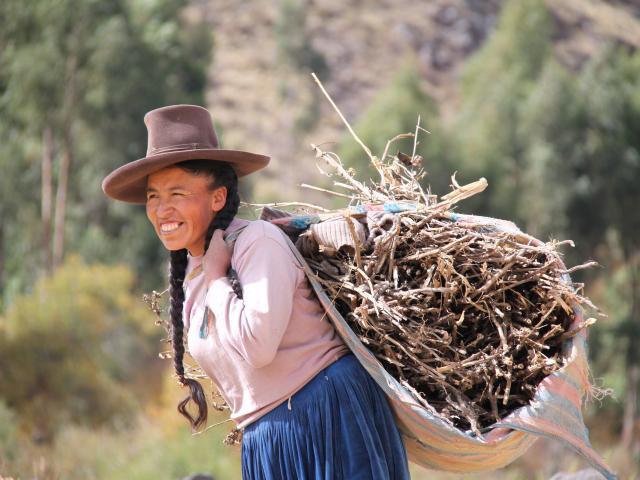 Rencontre Quechua - 21 jours : voyage solidaire Vision du Monde