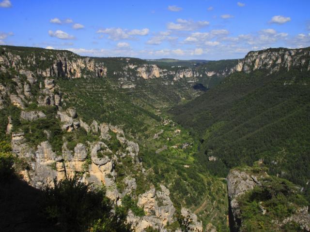 France - Gorges du Tarn et Larzac en famille : voyage solidaire Vision du Monde