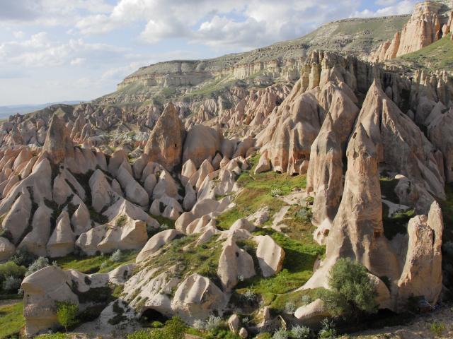 La Cappadoce et Istanbul 8 jours : voyage solidaire Vision du Monde