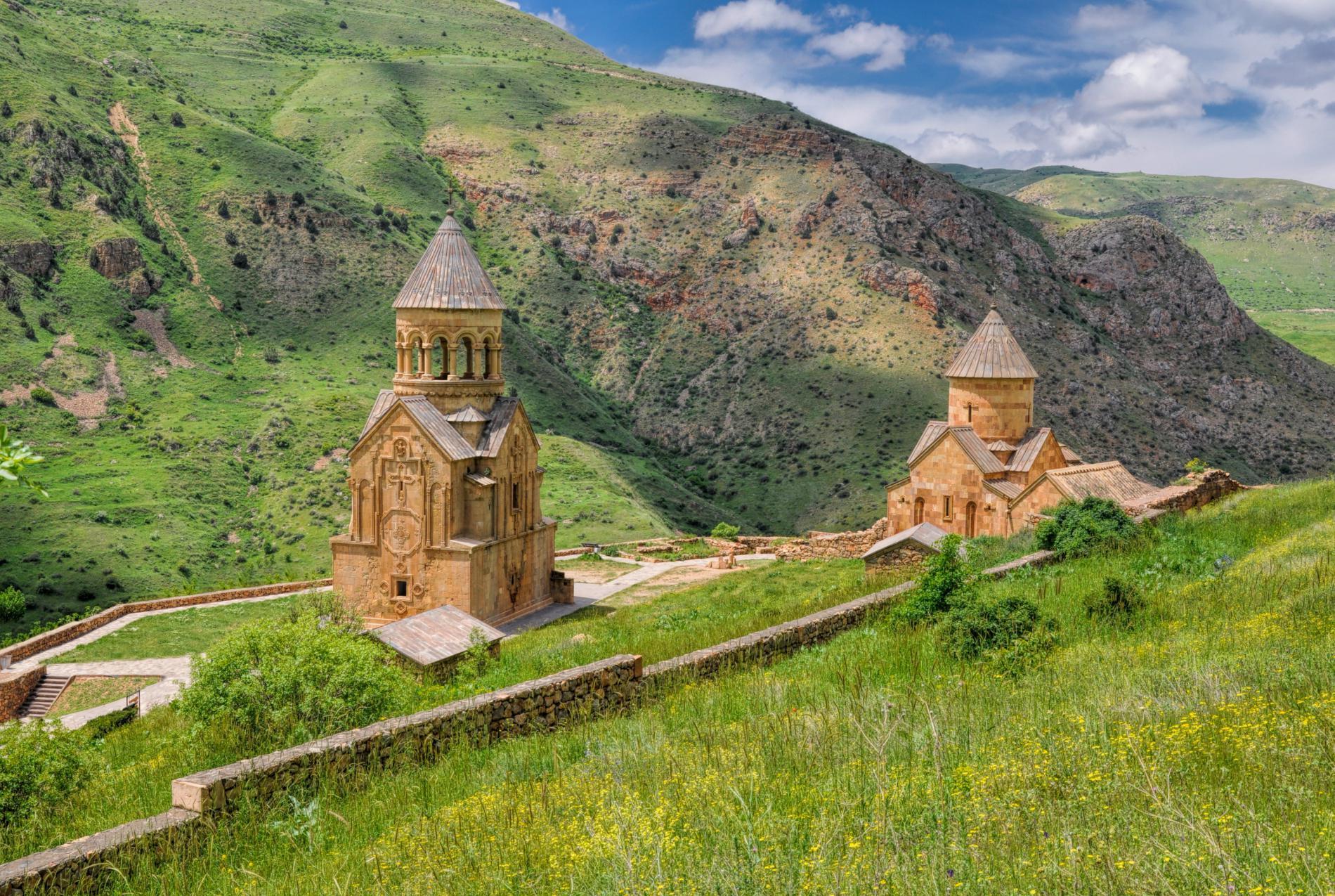 Arménie : Nos voyages solidaires