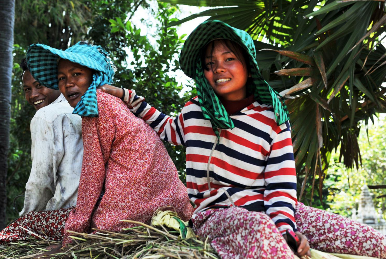 Cambodge : Nos voyages solidaires