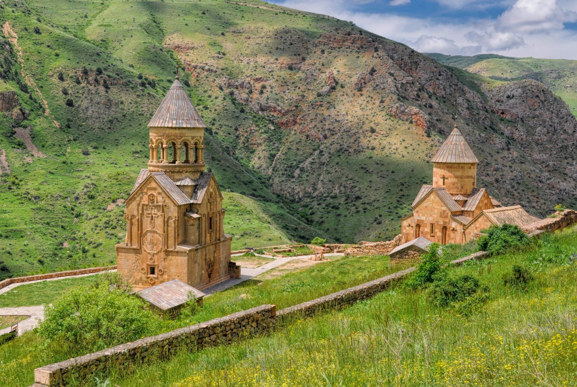 Voyage solidaire Arménie : Vision du Monde - Photo 1