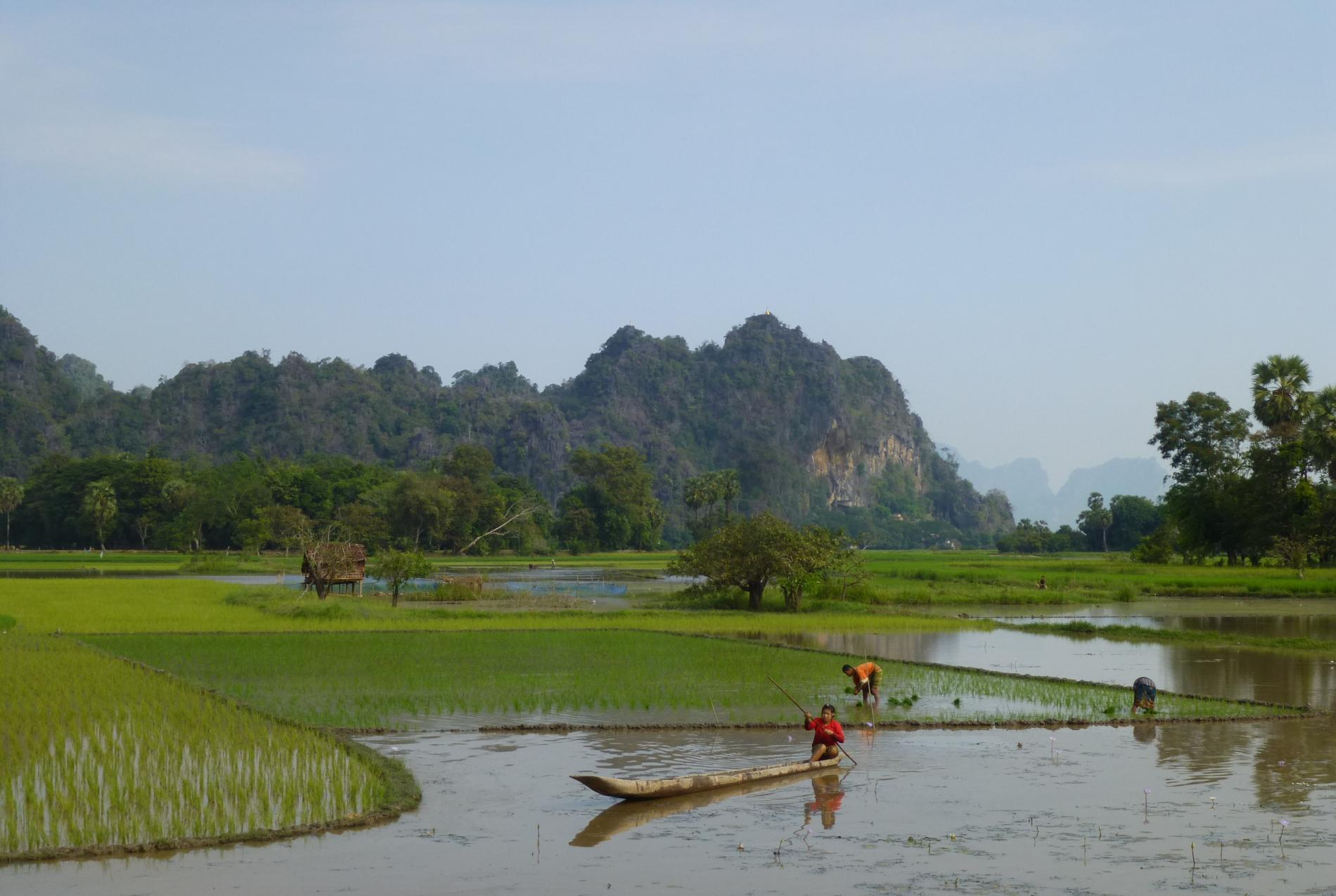 Voyage solidaire Birmanie : Vision du Monde - Photo 11