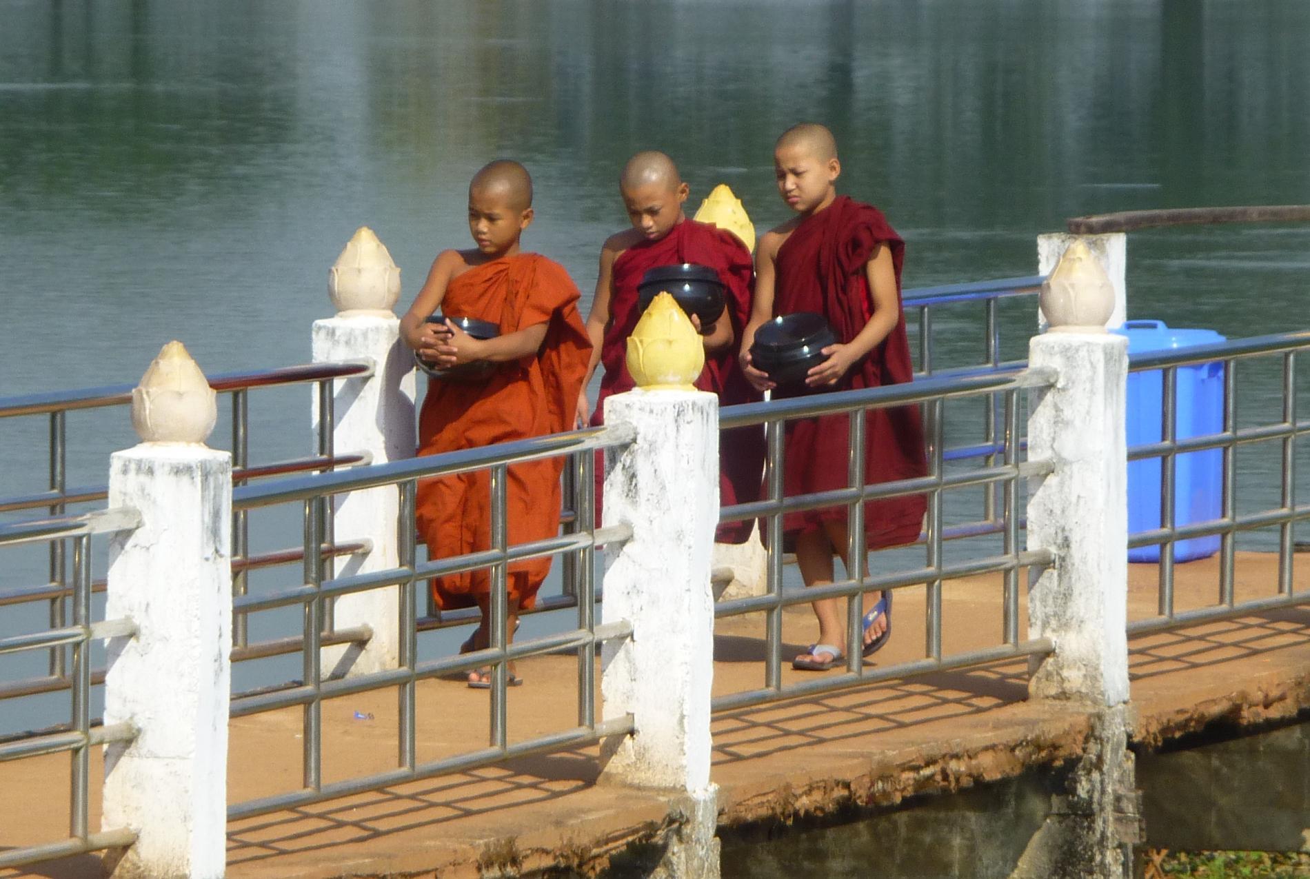 Voyage solidaire Birmanie : Vision du Monde - Photo 8