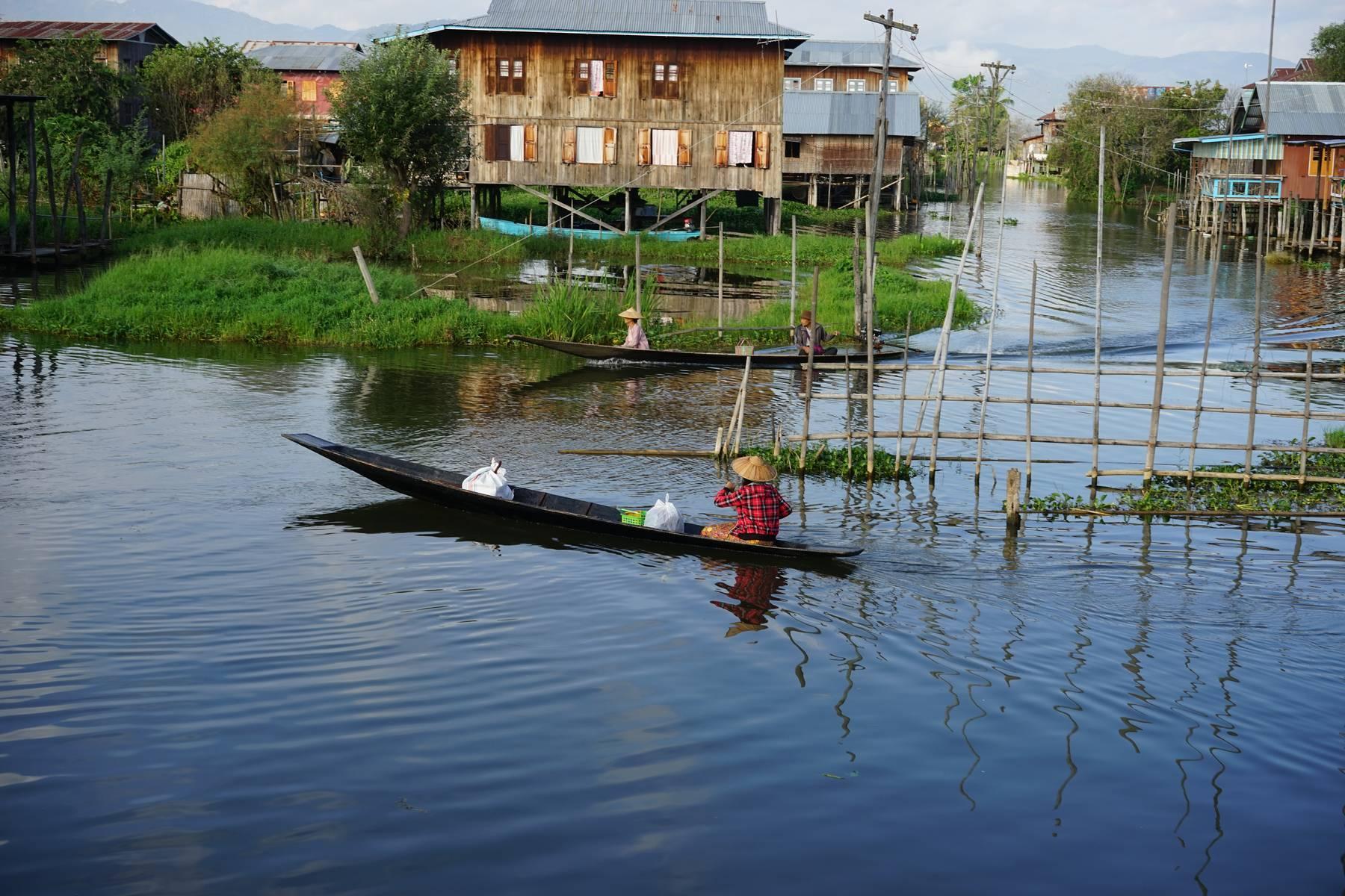 Voyage solidaire Birmanie : Vision du Monde - Photo 9