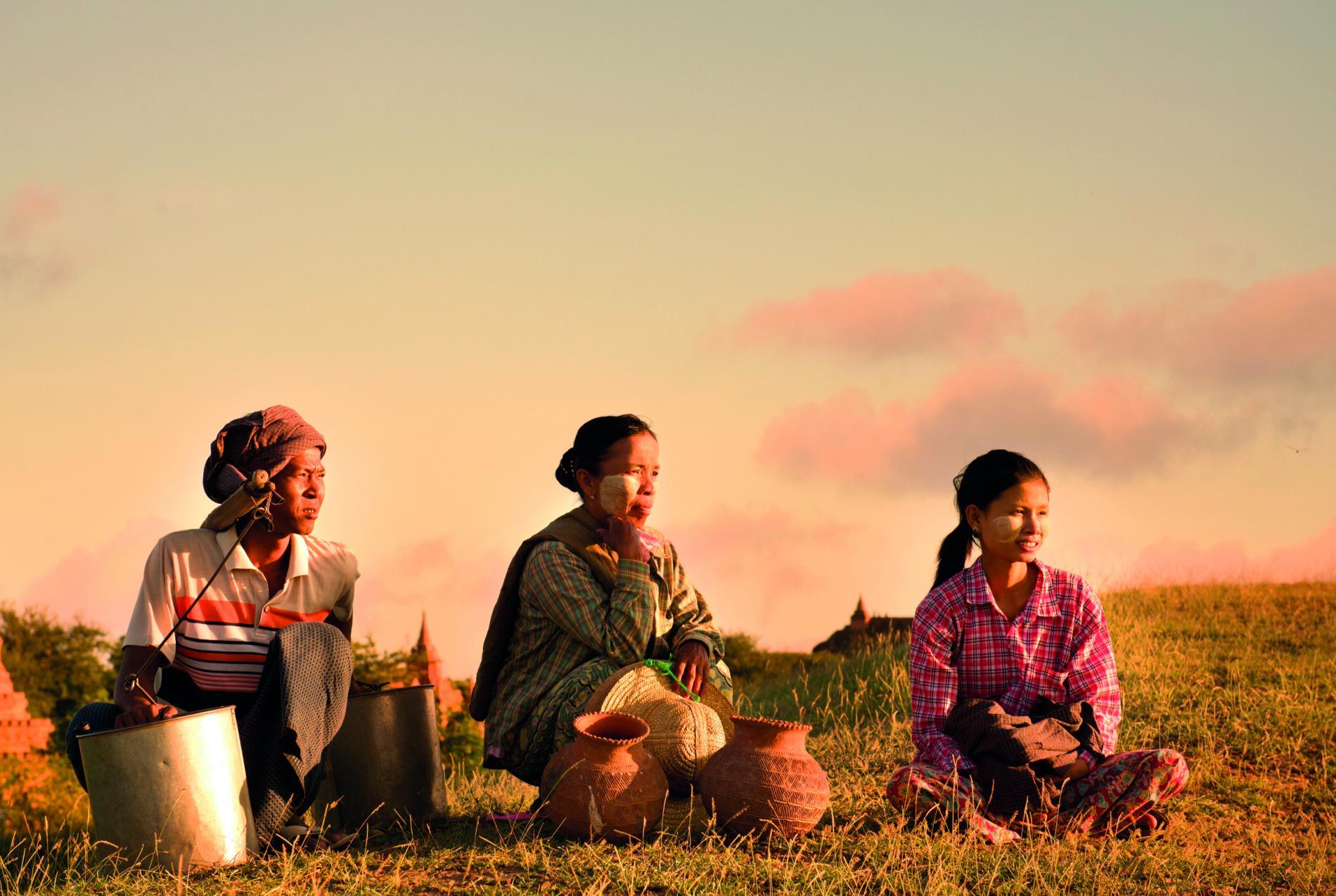 Voyage solidaire Birmanie : Vision du Monde - Photo 2