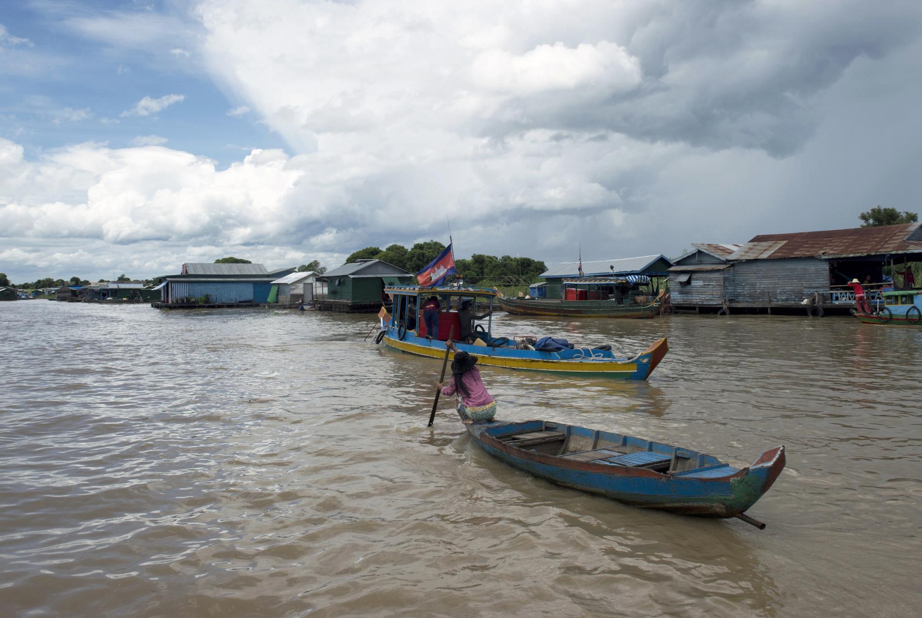 Voyage solidaire Vietnam-Cambodge : Vision du Monde - Photo 1