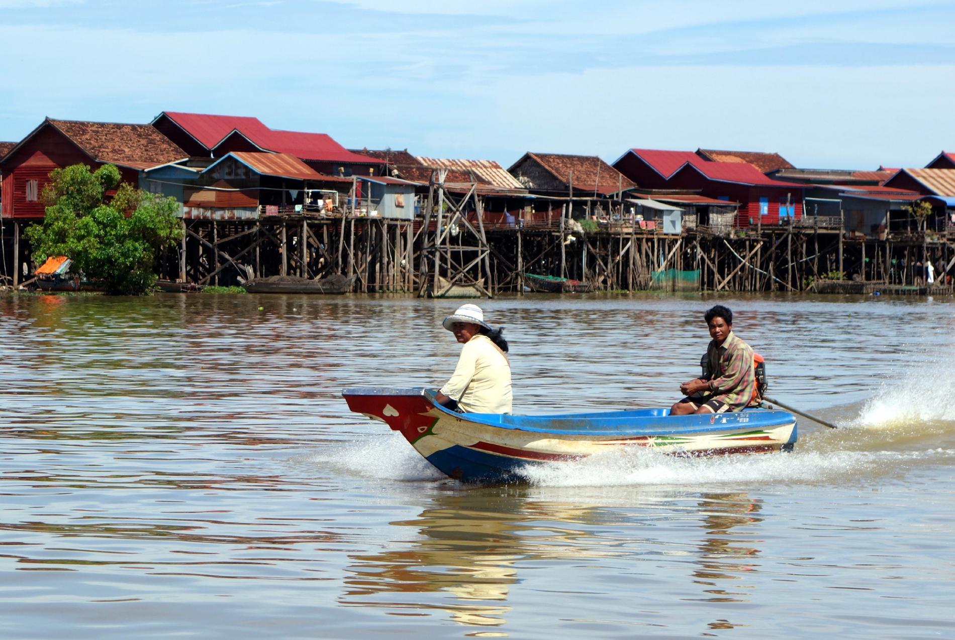 Voyage solidaire Cambodge : Vision du Monde - Photo 9