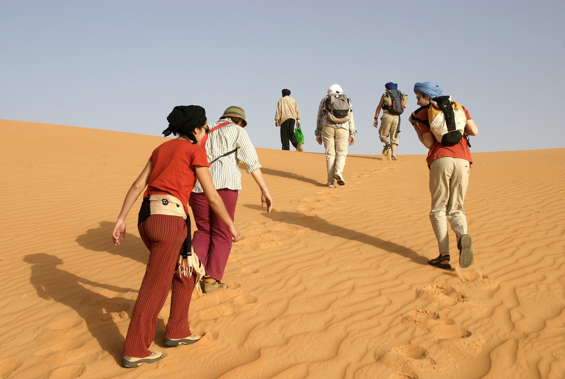 Voyage solidaire Mauritanie : Vision du Monde - Photo 8