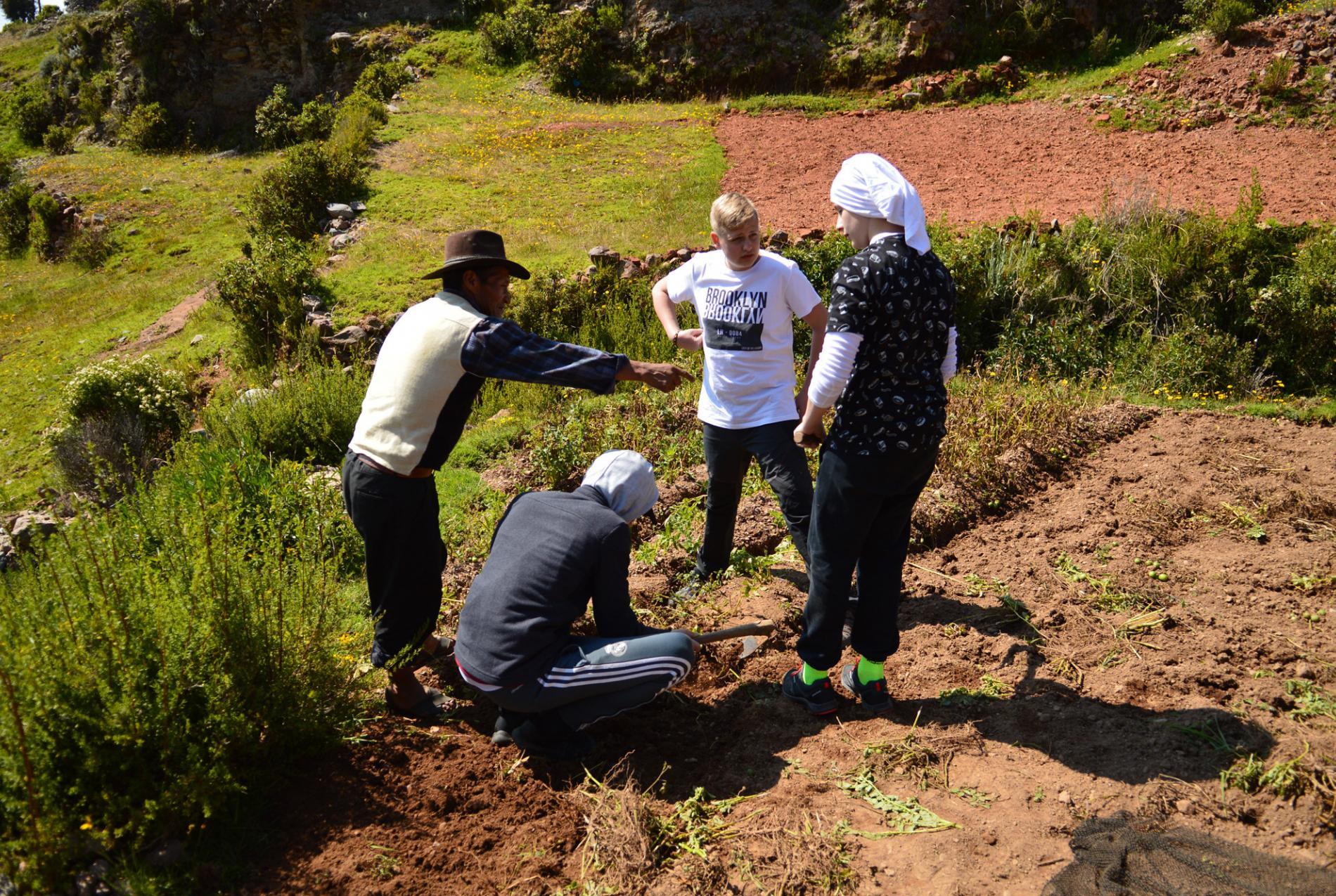 Voyage solidaire Pérou : Vision du Monde - Photo 4
