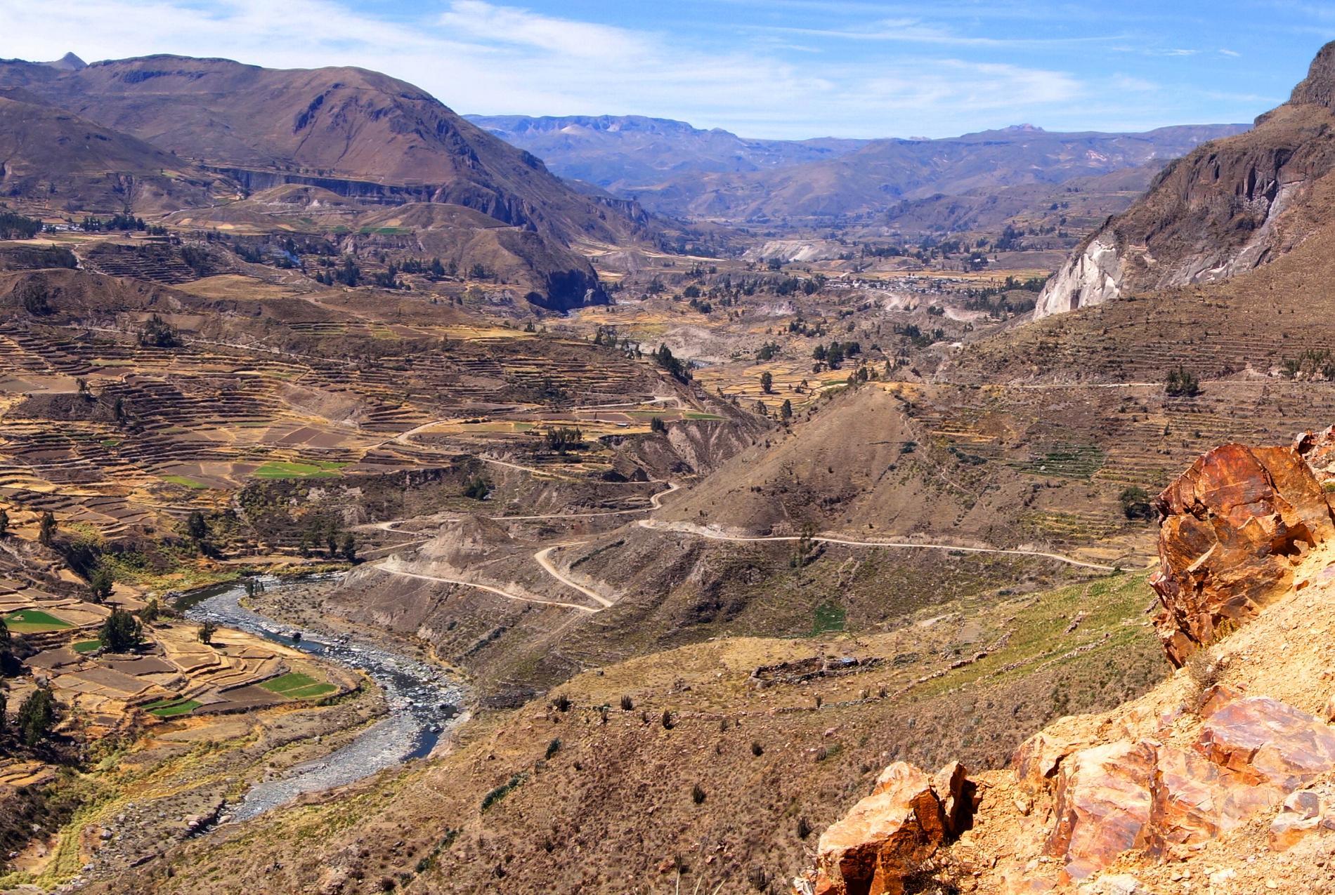 Voyage solidaire Pérou : Vision du Monde - Photo 7