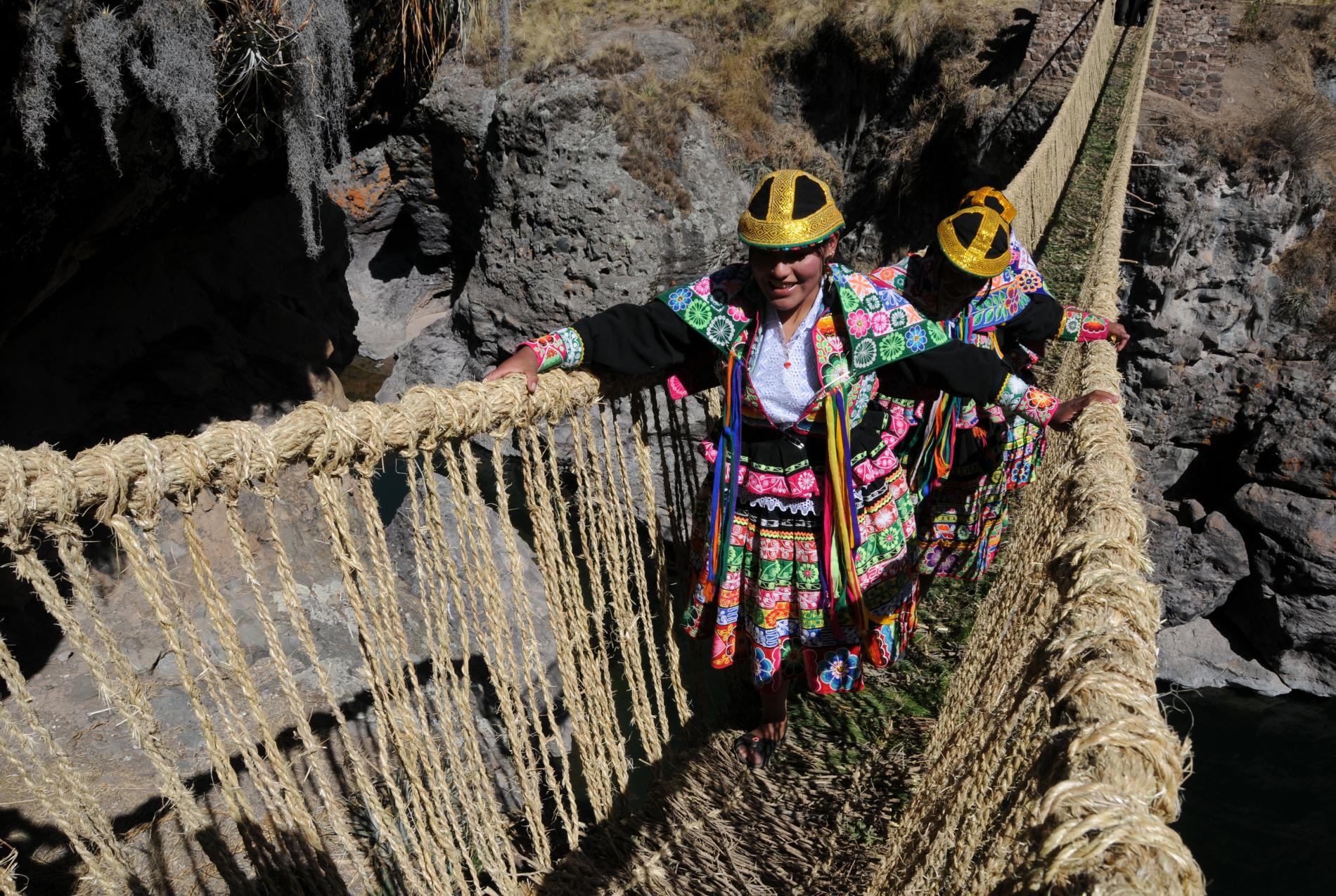 Voyage solidaire Pérou : Vision du Monde - Photo 1