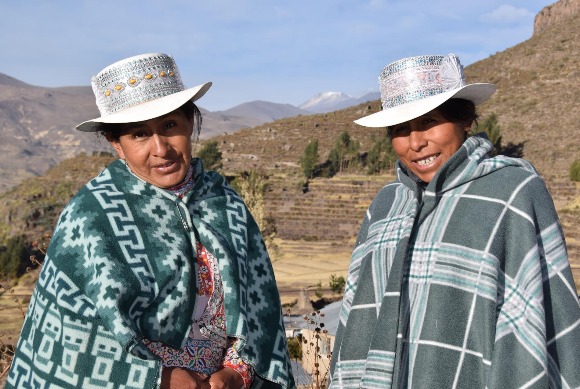 Voyage solidaire Pérou-Bolivie : Vision du Monde - Photo 1