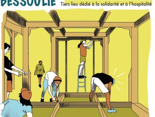 """Action solidaire par Vision du Monde : France-Appui à la Maison Bessoulie (uniquement pour le voyage """"Randonnée solidaire en Briançonnais"""")"""