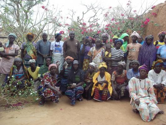 Action solidaire par Vision du Monde : Autriche-Soutien aux projets au Mali